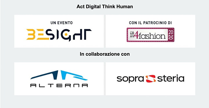 Immagine ACT DIGITAL / THINK HUMAN