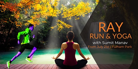 Run & Yoga in Park with Sumit Manav tickets