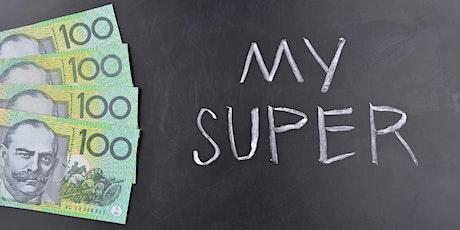Lunch & Learn - Superannuation in a Volatile Market - Balcatta tickets