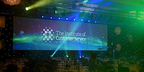 UK Customer Satisfaction Awards 2021 biglietti