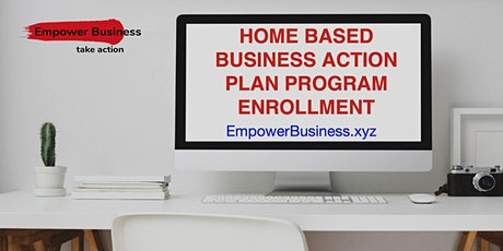 Home Based Business Action Plan tickets
