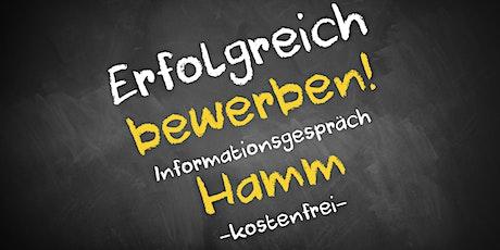 Bewerbungscoaching Online kostenfrei - Infos - AVGS  Hamm Tickets