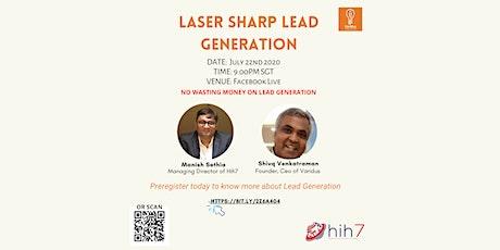 Varidus Partner Webinar: Laser Sharp Lead Generation by HiH7 tickets