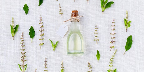Aromatherapy room mist and perfume making tickets