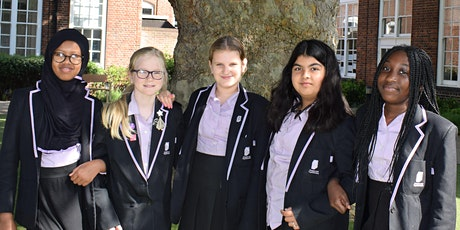 Year 7 Open Morning 19th September 2020 tickets