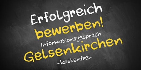 Bewerbungscoaching Online kostenfrei - Infos - AVGS Gelsenkirchen Tickets