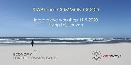Interactieve Workshop   -	De basics van de Common Good Matrix in 1 dag tickets