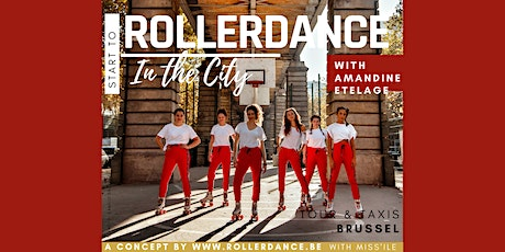 (Start to) Rollerdance In the City - Brussels billets