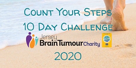 Count Your Steps 2020 100,000 step challenge Part 2 tickets