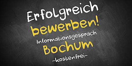 Bewerbungscoaching Online kostenfrei - Infos - AVGS Bochum Tickets