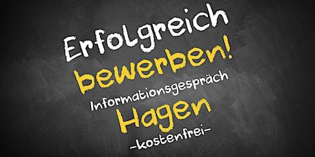 Bewerbungscoaching Online kostenfrei - Infos - AVGS Hagen Tickets