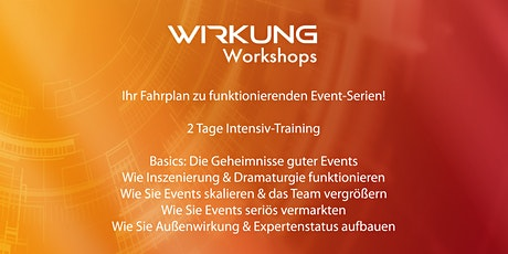 Next Level Event Training | Eventmanagement für Eventmanager & Veranstalter Tickets
