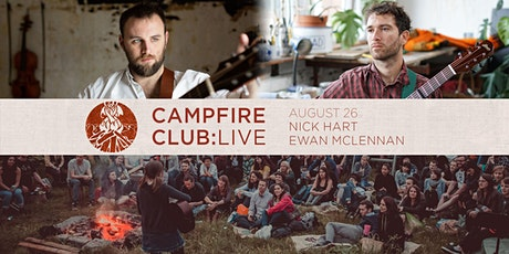 Campfire Club: London | Nick Hart, Ewan McLennan tickets