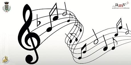 CONCERTO DI MUSICA CLASSICA A  CURA DEL COMUNE DI SAN GIOVANNI VALDARNO biglietti