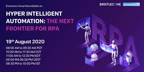 Hyper Intelligent Automation: The Next Frontier for RPA tickets