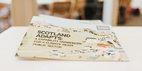 Adaptation Scotland - Organisational Culture and Resources webinar tickets