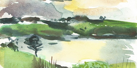 Free Taster: Landscape Painting in the park at Chiswick House for Over 50s tickets