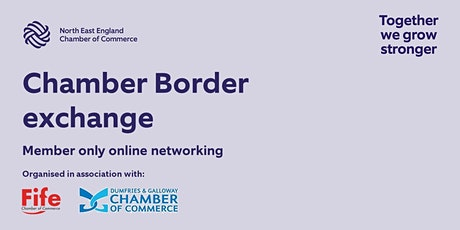 Online Networking: Border Chamber Exchange tickets