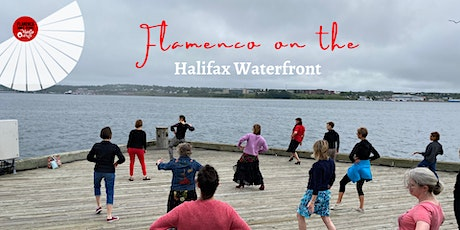 Flamenco Dance on the Waterfront tickets