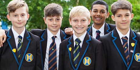 The Hayesbrook School Open Evening tickets