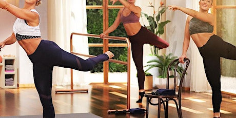 Pop UP Barre Fit support Big Brothers & Sisters Special Guest Instructor tickets