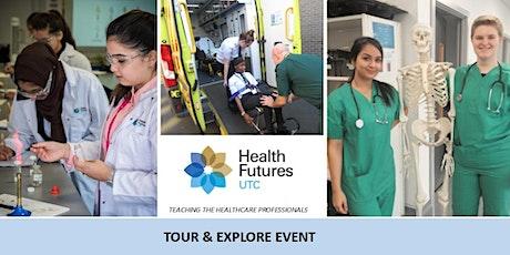 Tour & Explore - 21st  August tickets