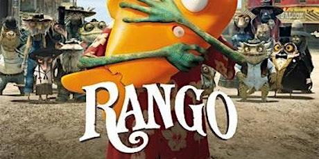 Rango - ingresso € 3 (gratuito per i minori di 12 anni) biglietti