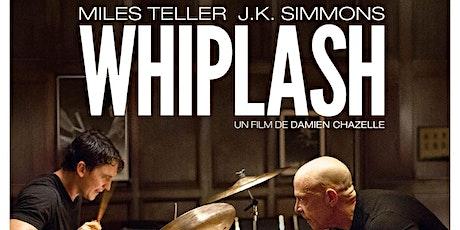 Whiplash - ingresso € 3 (gratuito per i minori di 12 anni) biglietti
