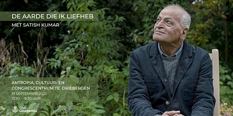De aarde die ik liefheb - Satish Kumar (19 september 2020) tickets