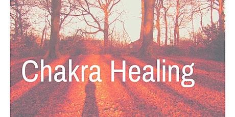 Chakra Healing Pilates tickets