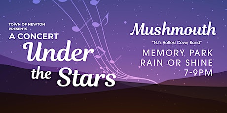 Concerts Under the Stars: Mushmouth tickets