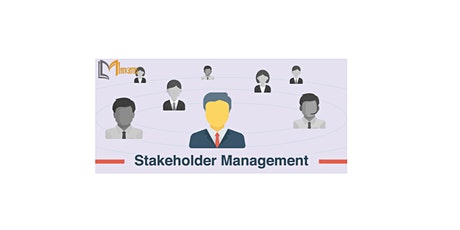 Stakeholder Management 1 Day Training in New York, NY tickets