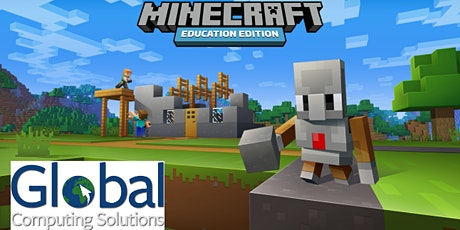 GCS Minecraft Club - Creative Pixel Art - 4th September 2020 Tickets
