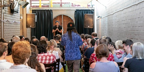 Bringing live comedy to people's parties. No lines, no waiting, no tickets. tickets