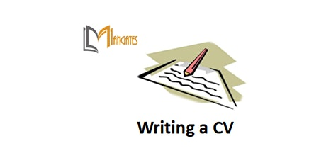 Writing a CV 1 Day Virtual Live Training in Stuttgart tickets