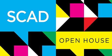 SCAD Open House tickets