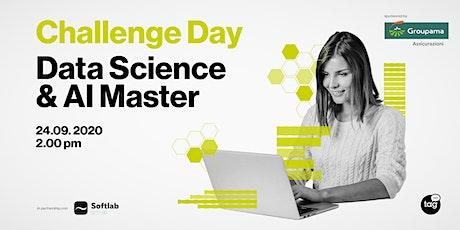 Challenge Day | Data Science & AI Master biglietti
