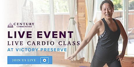 Virtual Cardio Class tickets