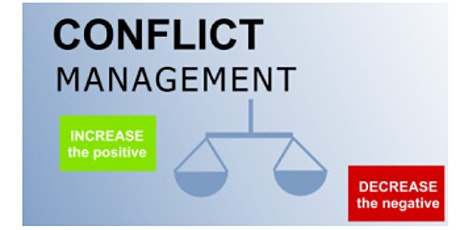Conflict Management 1 Day Virtual Live Training in Moscow tickets