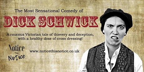 The Most Sensational Comedy of Dick Schwick- Ingatestone Hall tickets