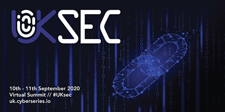 UKsec: Virtual Cyber Security Summit for the UK tickets