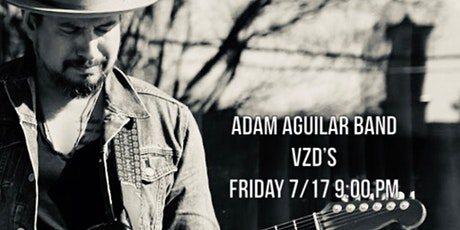 Adam Aguilar Band at VZD's tickets