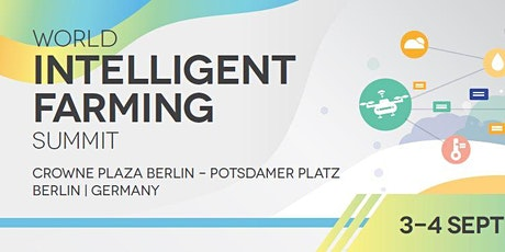 World Intelligent Farming Summit tickets