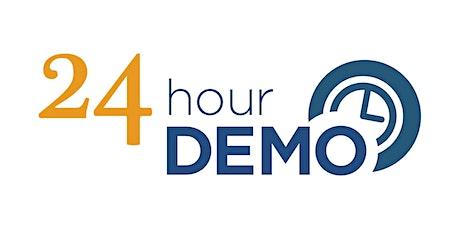 24-Hour DEMO: October 29-30, 2020 tickets