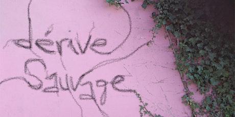 Dérive Sauvage / Basa deriba entradas