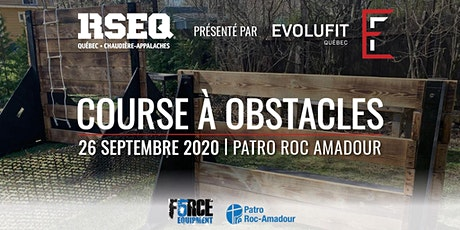 Course à obstacles RSEQ-QCA - Présentée par Évolufit Québec billets