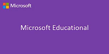 Webinar Riparti con Windows 10 Educational e crea una Classe Moderna! 24/07 biglietti