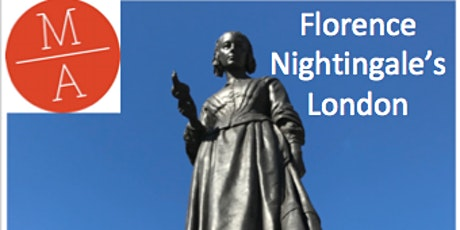 In the footsteps of Florence Nightingale - a virtual London walk tickets