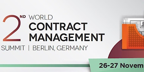 2nd World Contract Management Summit