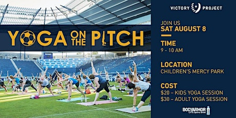 Yoga on the Pitch tickets